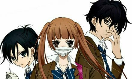 Anonymous Noise Anime Hits Japanese TV On 4/11/2017