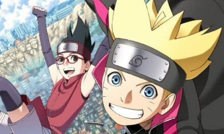 Boruto TV Anime Series In The Works, First PV, Visual, & Cast Unveiled