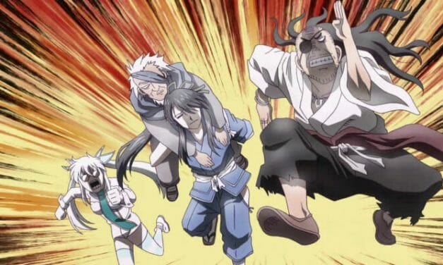 The Herald Anime Club Meeting 8: Drifters, Episode 8