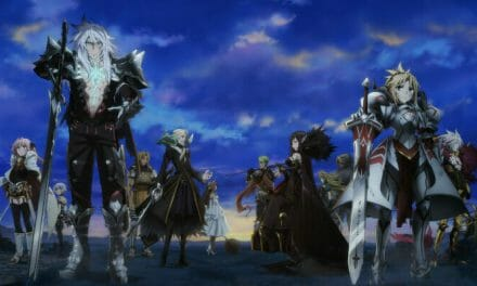Fate/Apocrypha Novels Get Anime TV Series; PV, Staff, & Visual Released