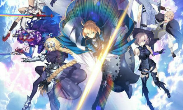 Fate/Grand Order Gets Anime TV Series in 2019, First Staff & Trailer Revealed