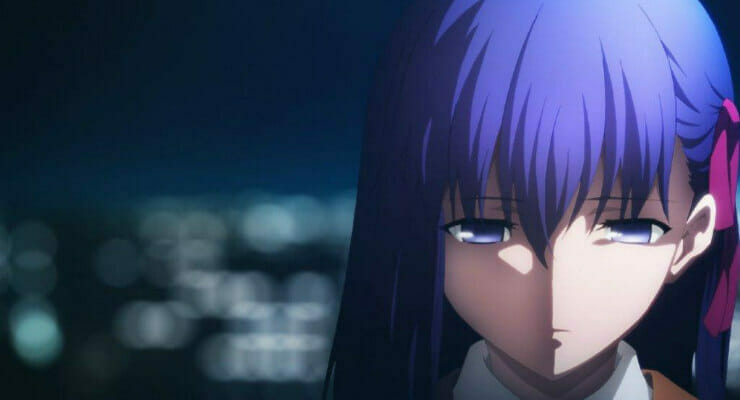 "Aniplex of America Streams Fate/stay night Presage Flower ""Special Program"" Teaser"