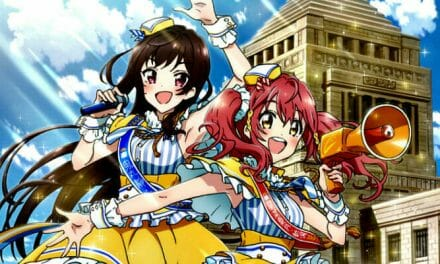 Idol Incidents Anime Gets New Key Visual