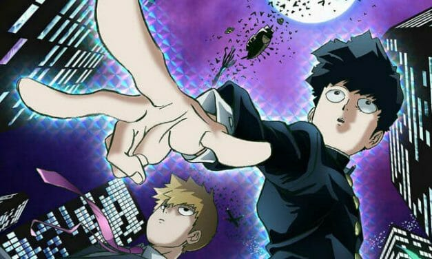 Crunchyroll to Host Mob Psycho 100 II OVA Premiere At CRX 2019