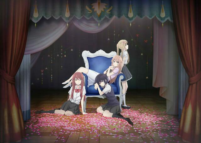 Sentai Unveils Scum's Wish Dub Cast, Streams English Trailer
