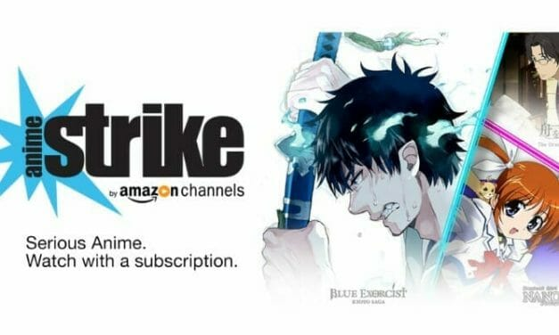 Anime Strike Unveils Core Fall 2017 Simulcast Lineup