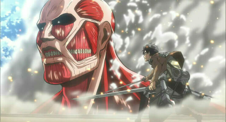 Attack on Titan Gets Hollywood Movie Adaptation