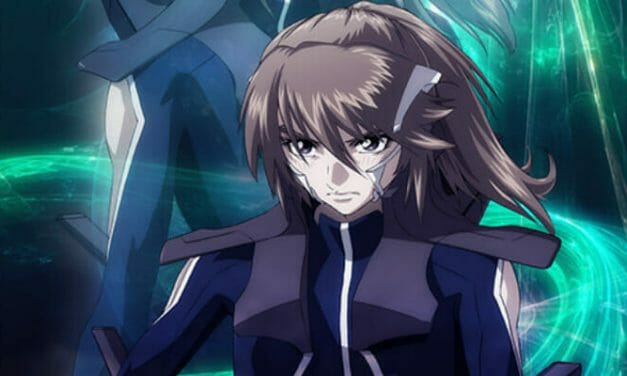 Fafner in the Azure: The Beyond Gets 3-Minute PV, First Staff Revealed
