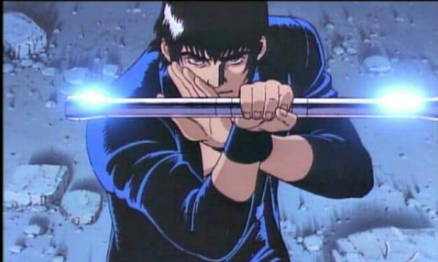 "Discotek Acquires ""Goku Midnight Eye"" Anime"