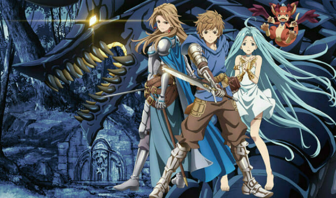 Granblue Fantasy Anime Hits Japanese TV On 4/1/2017
