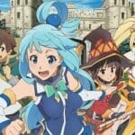KonoSuba Movie Gets Theme Song Details & Premiere Date