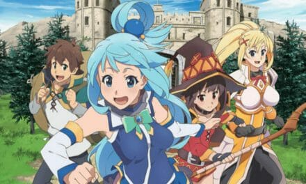 KonoSuba Movie to Open in Japanese Theaters in 2019