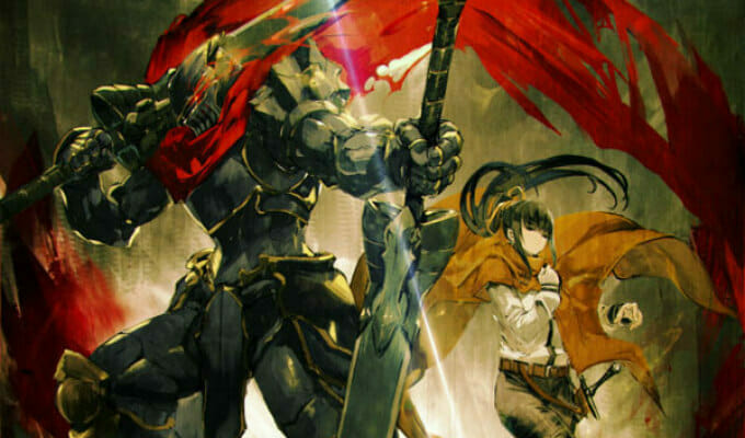 Overlord: The Dark Warrior Films Get New Key Visual