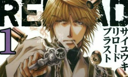 Saiyuki Reload Blast Anime Gets First PV, Cast, & Staff