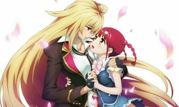 Funimation Unveils Valkyrie Drive: Mermaid Dub Cast