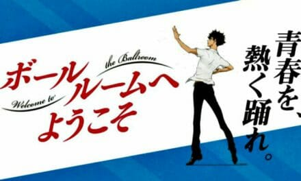 "Second ""Welcome to the Ballroom"" Anime PV Hits The Web"