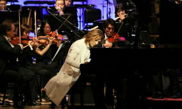 Yoshiki Releases Photos From Carnegie Hall Concert Series