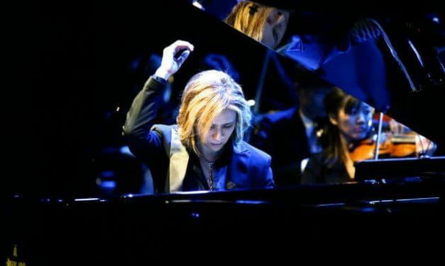 "Yoshiki To Appear On NPR's ""Here & Now"" Radio Program"