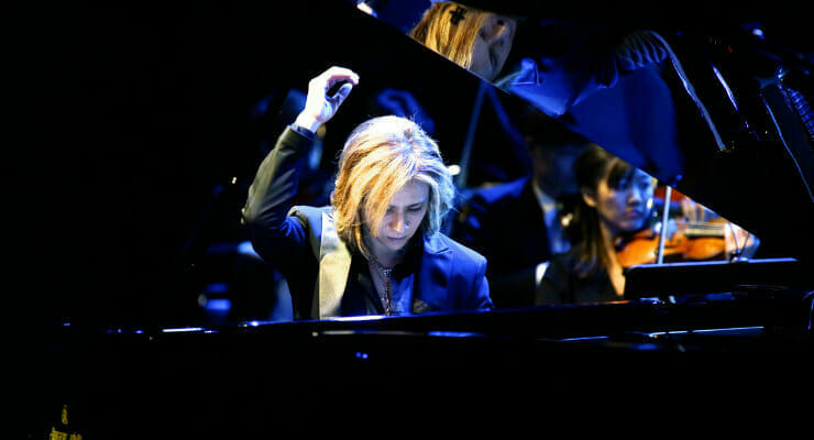 Yoshiki Cancels Anime Expo Appearance, Cites Surgery Recovery