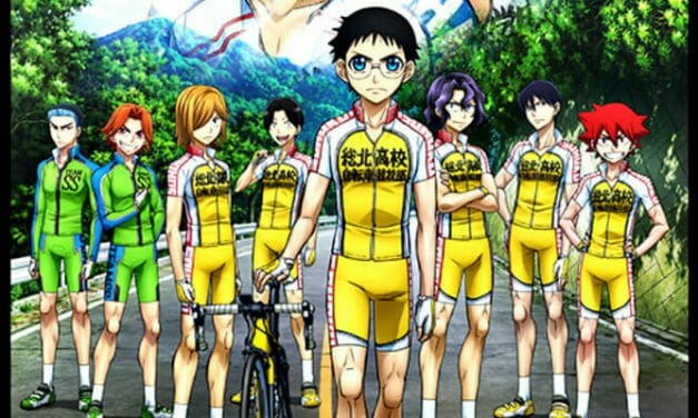 Yowamushi Pedal Season 4 Gets Full Title & Key Visual