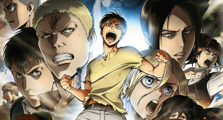 Attack on Titan Season 3 Slated For Spring 2018 Premiere