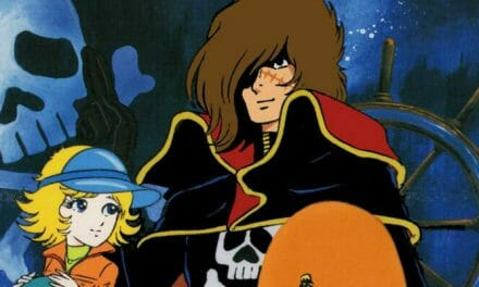 Discotek Acquires Captain Harlock Endless Orbit SSX