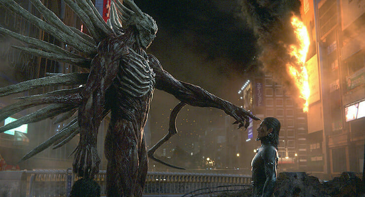 Netflix Adds Gantz:O CGI Anime Film