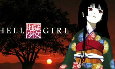 "Japanese Retailers Unveil ""Hell Girl"" Season 4"
