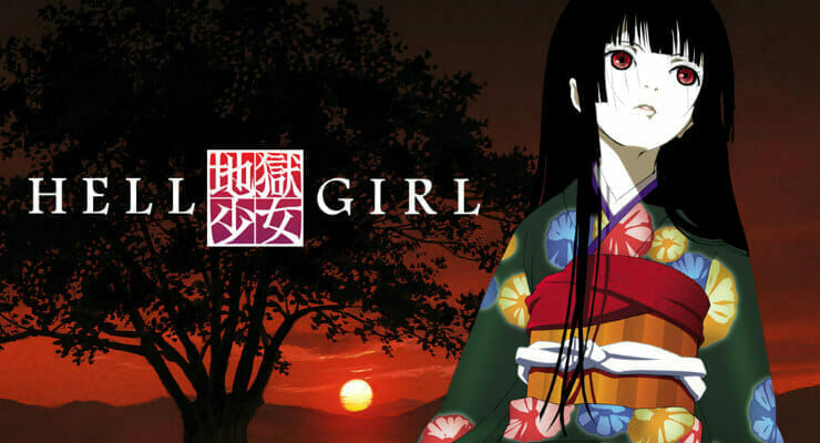 First Details On 2017 Hell Girl Anime Emerge