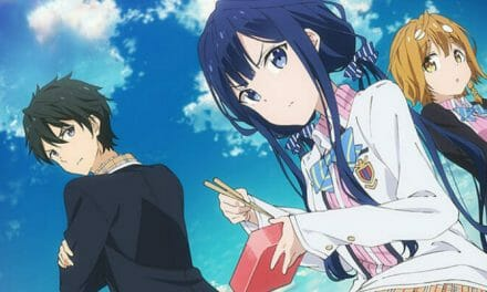 Funimation Reveals Masamune-kun's Revenge Dub Cast