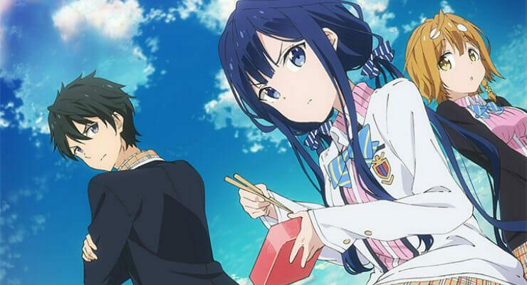 """Masamune-kun's Revenge"" Manga Gets Sequel Series"