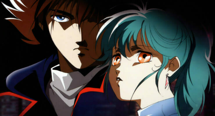 AnimEigo Acquires Megazone 23 OVA