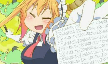 The Herald Anime Club Meeting 16: Miss Kobayashi's Dragon Maid Episode 4 Seiren Episode 4