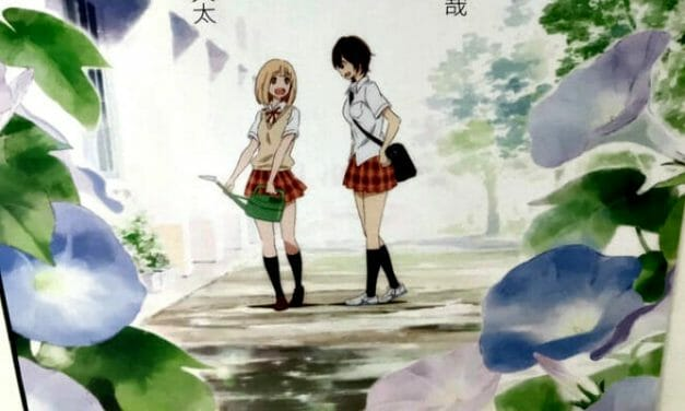 Asagao to Kase-san OVA Gets New Teaser Trailer & Visual