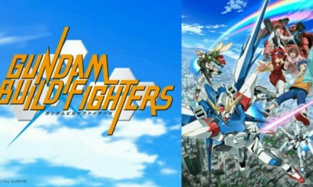 "Crunchyroll Adds ""Gundam Build Fighters"" & ""Gundam Build Fighters Try"" To Digital Catalog"