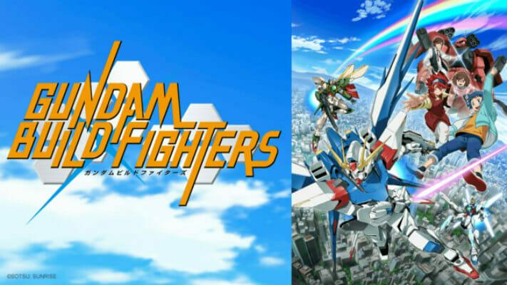 Gundam Build Fighters: Battlogue Gets New Key Visual