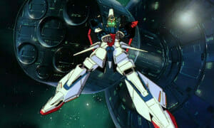 Mobile Suit Gundam ZZ (Double Zeta Gundam)
