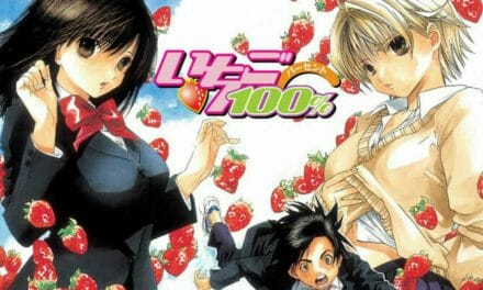 "Twelve Years Later, ""Strawberry 100%"" Gets New Manga Sequel"