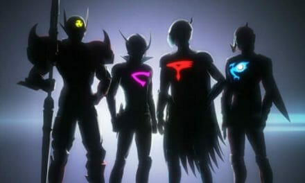 First Cast & Staff Unveiled For Tatsunoko's Infini-T Force Anime