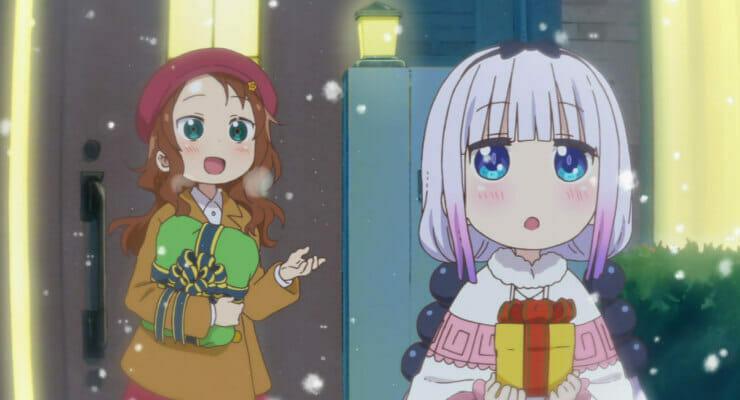 The Herald Anime Club Meeting 21: Miss Kobayashi's Dragon Maid Episode 10