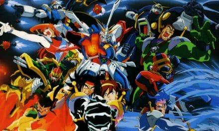 Crunchyroll Starts Streaming Mobile Fighter G Gundam