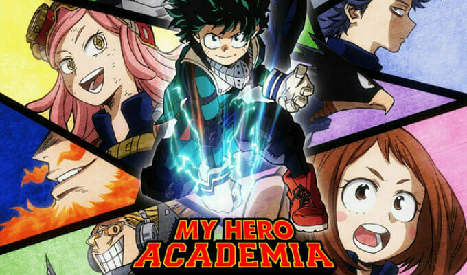 "Funimation Unveils ""My Hero Academia"" Season 2 Dub Cast"