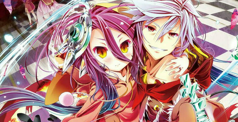 "Third ""No Game No Life -Zero-"" PV Hits The Web"