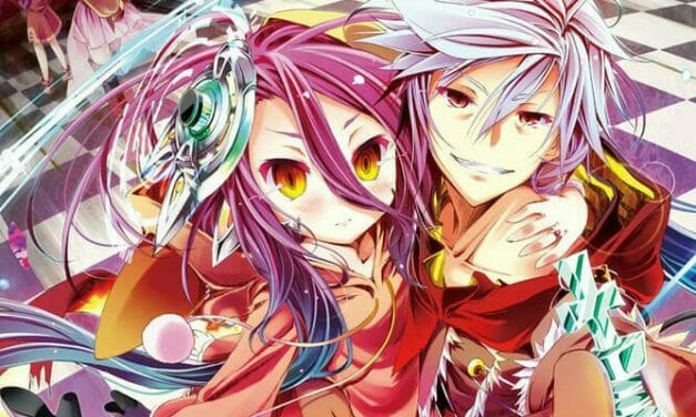 "Sentai Filmworks Streams ""No Game, No Life Zero"" Dub Trailer"