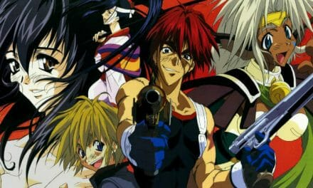 Unboxing: Outlaw Star Collector's Edition Blu-Ray Set