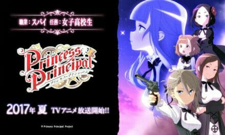Cast, Crew, PV and More Revealed for Summer Anime Princess Principal