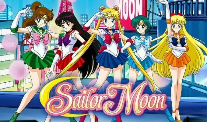 Viz Announces English Dub Cast for Sailor Moon Sailor Stars