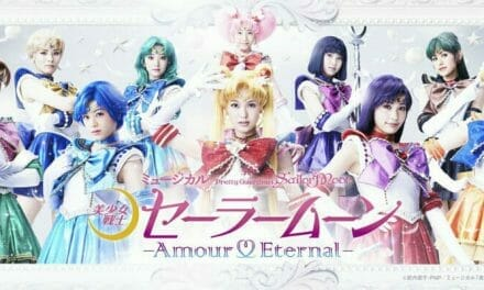 "New ""Sailor Moon"" Musical Scheduled For Fall 2017, First Cast Members Announced"