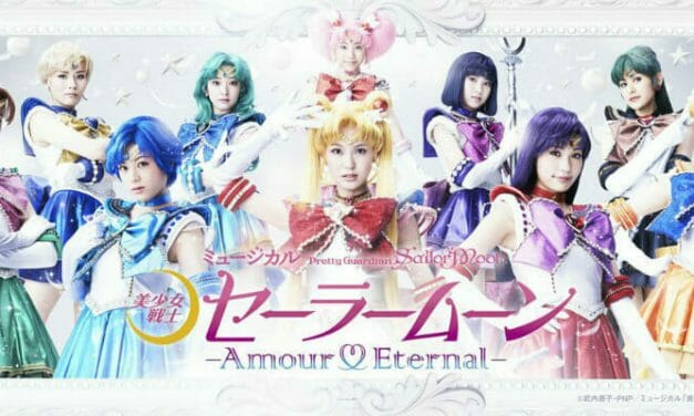 The Sailor Moon Musical Heads to the United States For Anime Matsuri 2017