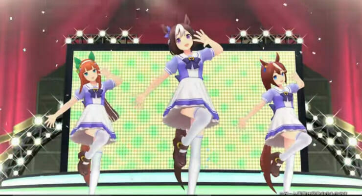 Uma Musume – Pretty Derby Gets New Visual & Second Trailer
